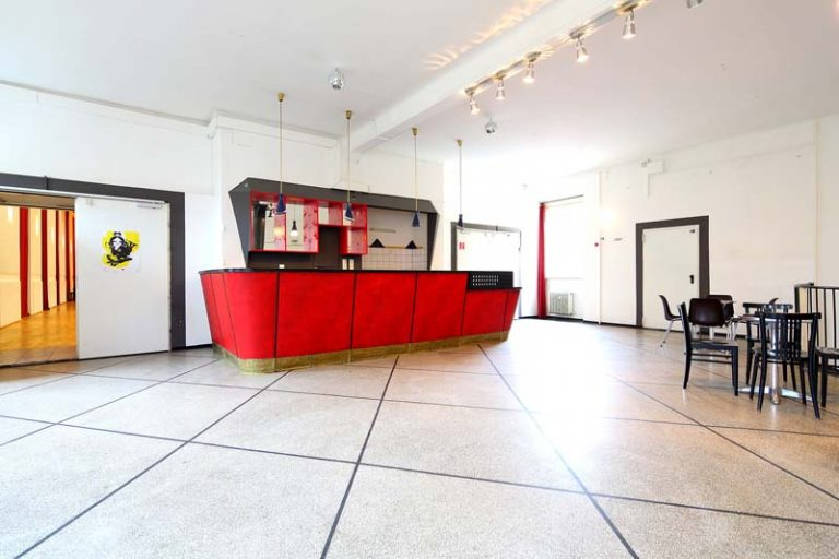 Volkshaus Foyer